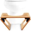 tabouret toilettes pliable
